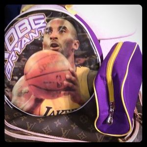 NBA Lakers Kobe